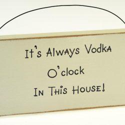 Vodka O'Clock 2-Hour Vodkaversary Special