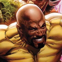 Mike Colter Announced as Luke Cage