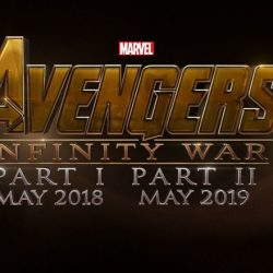 Avengers: Infinity War to Film Parts 1 & 2 Back-to-Back