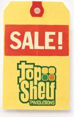 Top Shelf's Massive 2010 $3 Sale