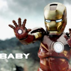 One for the Weekend – Iron Baby