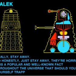 Doctor Who: The Hitchhiker's Guide to the Daleks