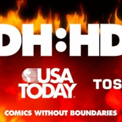 Dark Horse, Toshiba, and USA Today Proudly Present DH:HD