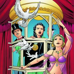 Amber's Review: Madame Xanadu vol. 1