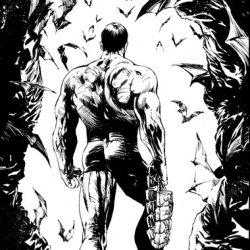 Tony Daniel ongoing writer/artist on Batman
