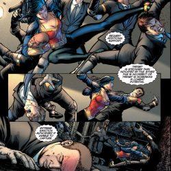 J. Michael Straczynski on Wonder Woman's new costume