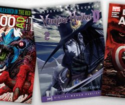 Playstation Digital Comics Store Update 5/8/2010