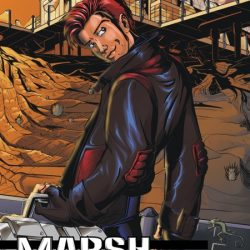 Cammy's Comic Corner – Book Of The Month – Marsh Rocket