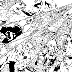 J.T. Krul and Nicola Scott usher in a new era for the Teen Titans