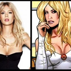 First Look at January Jones as Emma Frost!