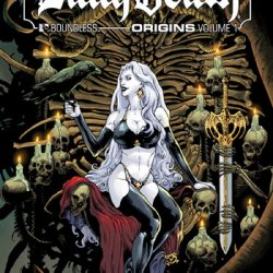 Lady Death's Origin Revealed in New Graphic Novel From Boundless Comics