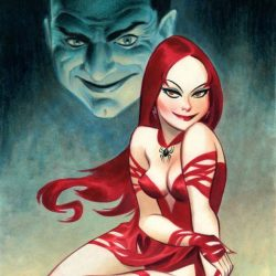 Bruce Timm Monsterverse Art