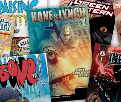Digital Comics Store Update 3/9/2010