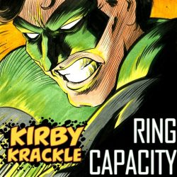 Get Ring Capacity featured on the Green Lantern Movie and Soundtrack