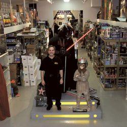 Star Wars Official Ambassador Sansweet moving on