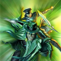 The Green Hornet Wheels of Justice App Launched