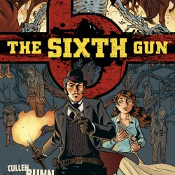 Amber's Review: The Sixth Gun #1-6