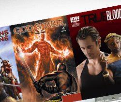 Playstation Digital Comics Store Update 10/12/2010