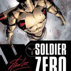 Dan Abnett & Andy Lanning Replace Paul Cornell on Soldier Zero