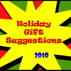 Cammy's Comic Corner – Holiday Gift Suggestions 2010