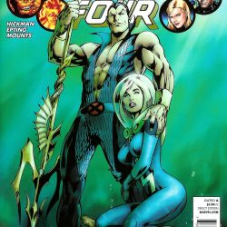 Review: Fantastic Four #585