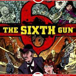 Where Words Meet Pictures: The Sixth Gun