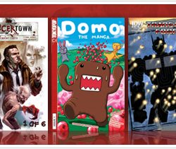 Playstation Digital Comics Store Update 14/1/2011