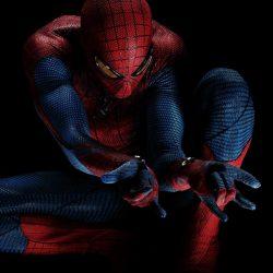 The Amazing Spider-Man Full Costume Photo Revealed