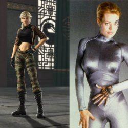 Jeri Ryan to Play Sonya Blade in Mortal Kombat Rebirth