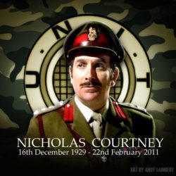 Nicholas Courtney Passes Away at 81