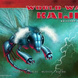 Kickstarter – World War Kaiju Graphic Novel