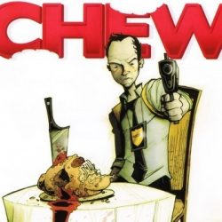 Showtime Picks Up Chew TV Series