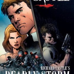 Castle Graphic Novel To Bring Nathan Fillion's TV Series To Comics