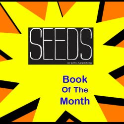 Cammy's Comic Corner – Book Of The Month – SEEDS