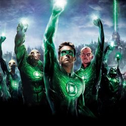 New Widescreen Green Lantern Poster