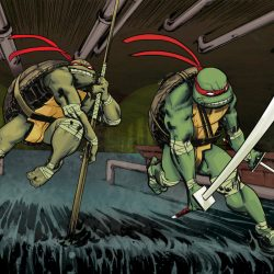 Teenage Mutant Ninja Turtles Headed Back To Comics With New Series