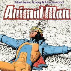 Jeff Lemire on Animal Man