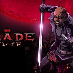 Blade Anime Trailer