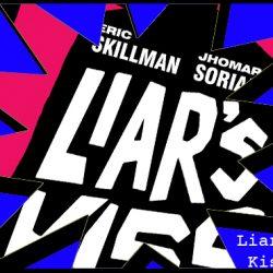 Cammy's Comic Corner – Liar's Kiss (Top Shelf)