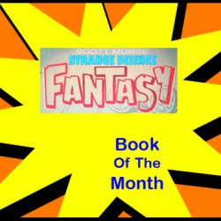 Cammy's Comic Corner – Book Of The Month – Strange Science Fantasy