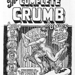 Robert Crumb Quits Graphic 2011 after Newspaper Insult