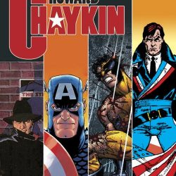 Dynamite announces The Art of Howard Chaykin