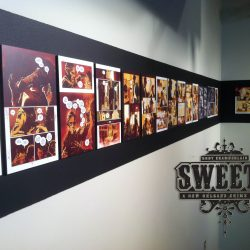 Cody Chamberlain's Sweets Exhibition