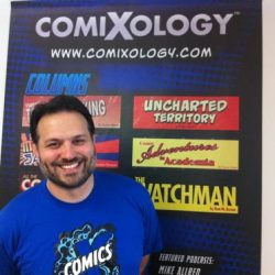 Chip Mosher joins comiXology as VP of Marketing, PR, and Business Development