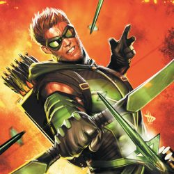 Ann Nocenti to write for Green Arrow