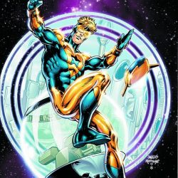 Booster Gold Heads to Syfy