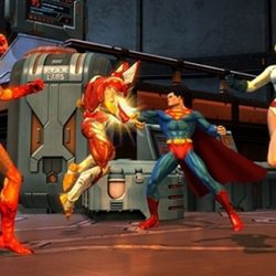 DC Universe Online Free-To-Play Attracts One Million New Players