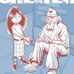 Creative Compassion comics presents first charitable anthology: SHELTER
