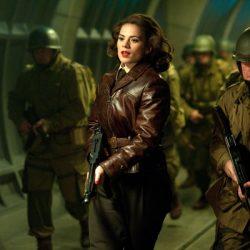 No Avengers For Captain America Actress