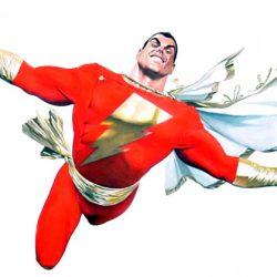 Shazam! is Still a Viable Film Option Says Johns